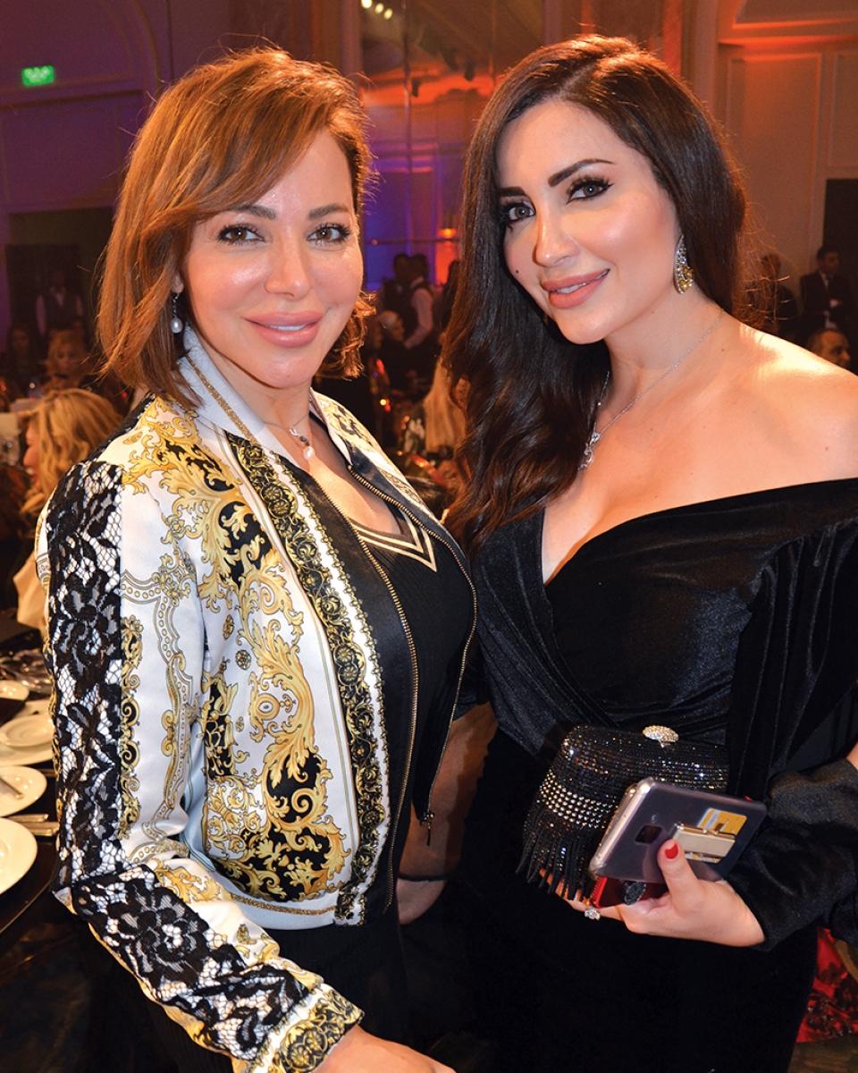 Ms. Susan Nigm El Din & Ms. Nisreen Tamesh