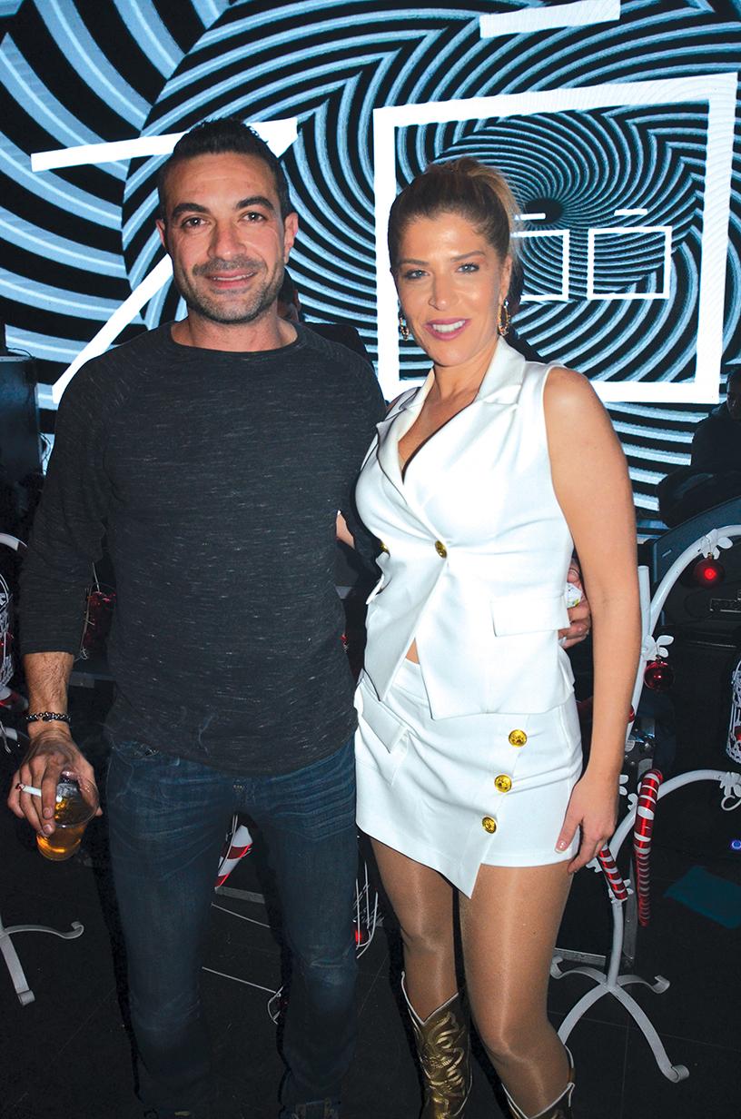 Mr. Mohamed Nagub & Ms. Caroline Yanni