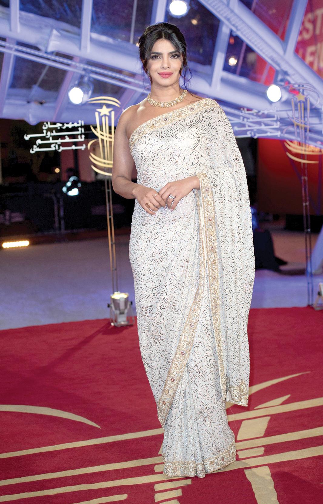 Priyanka Chopra in Abu Jani Sandeep Khosla