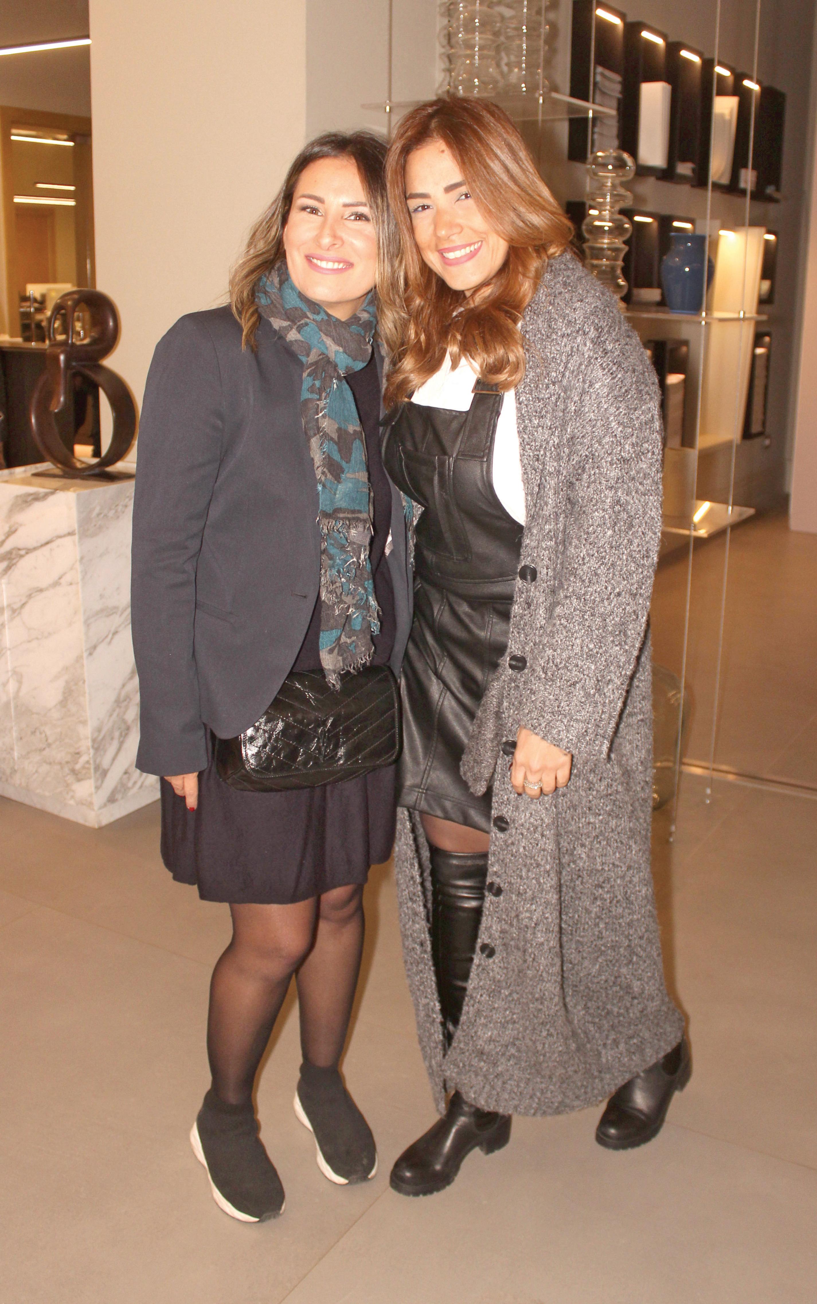 Ms. Zeinab Se'edy & Ms. Nermeen Hasouba