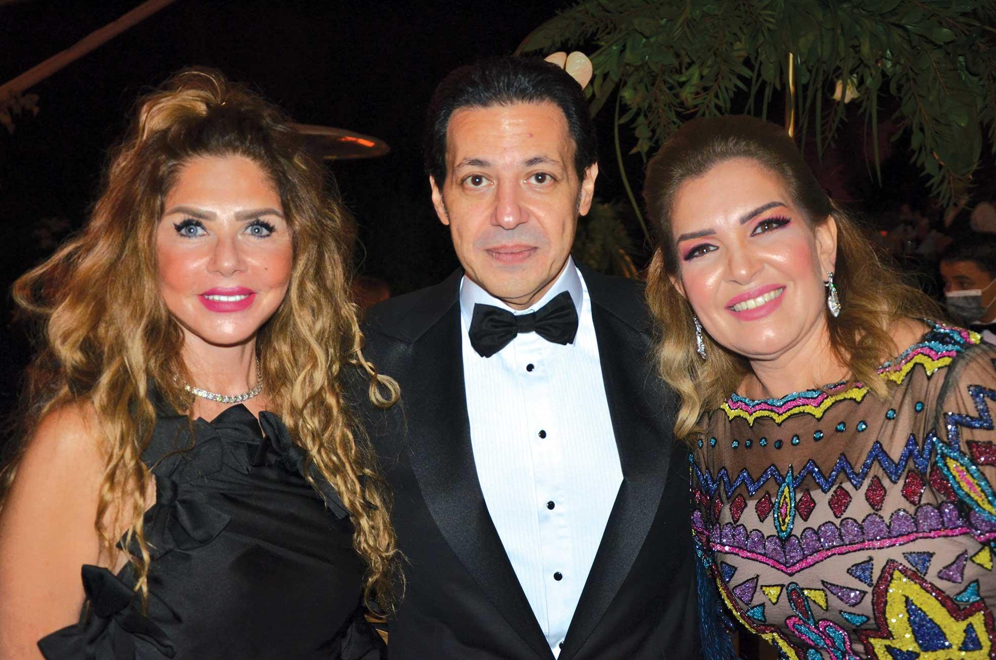 Ms. Amal Molokheya, Mr. Faisal ElGamal & Ms. Noha El Ayouti