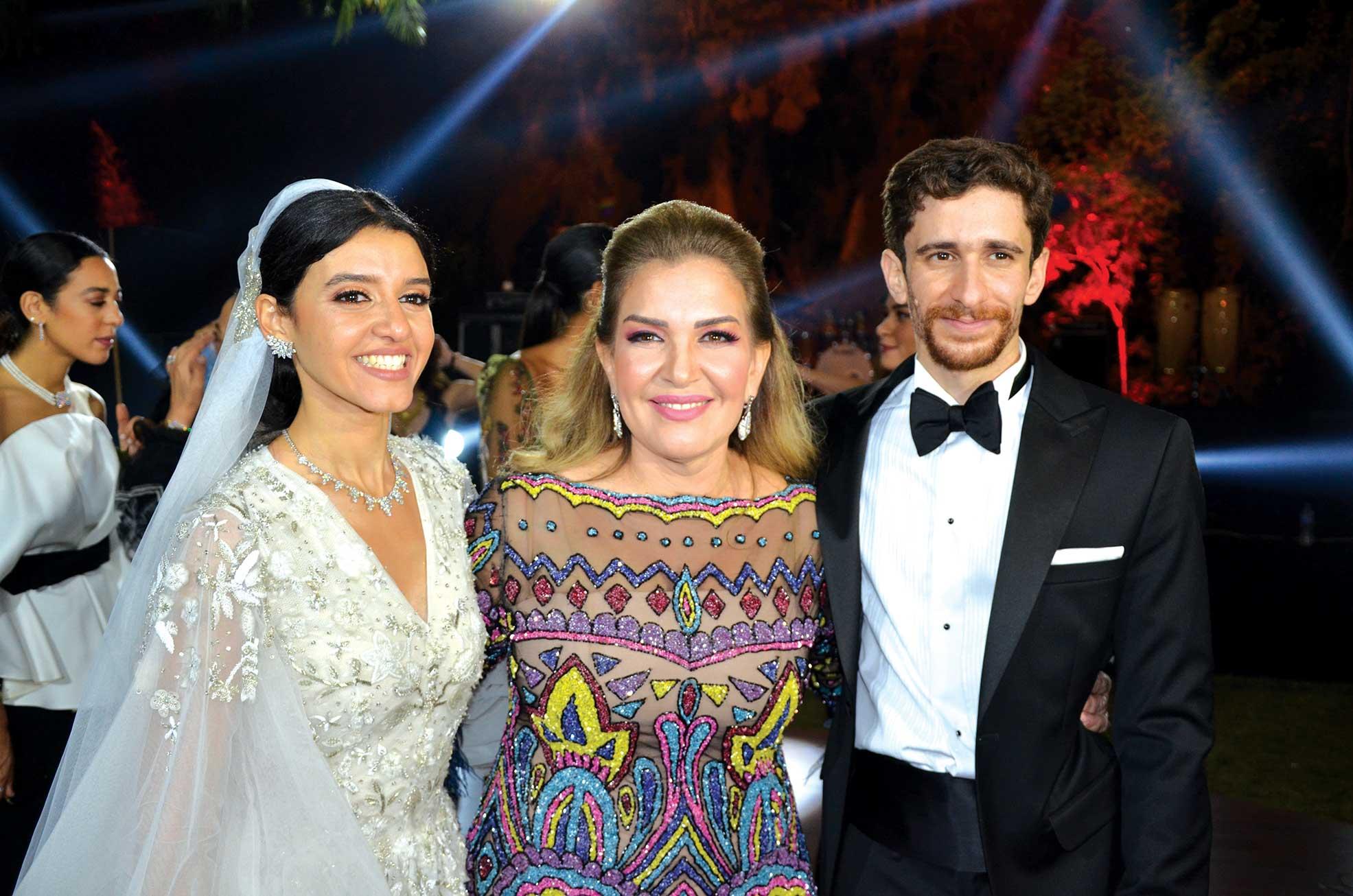 Ms. Farah ElMasry, Ms. Noha El Ayouti & Mr. Khaled Mostafa