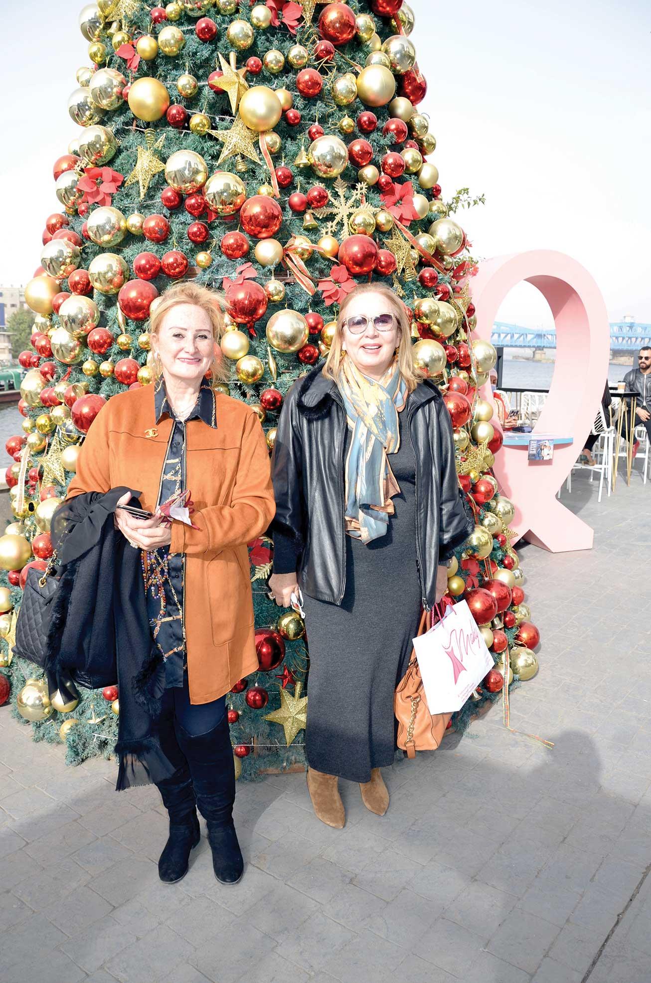 Ms.-Gehad-Nasser-&-Ms.-Randa-Foad
