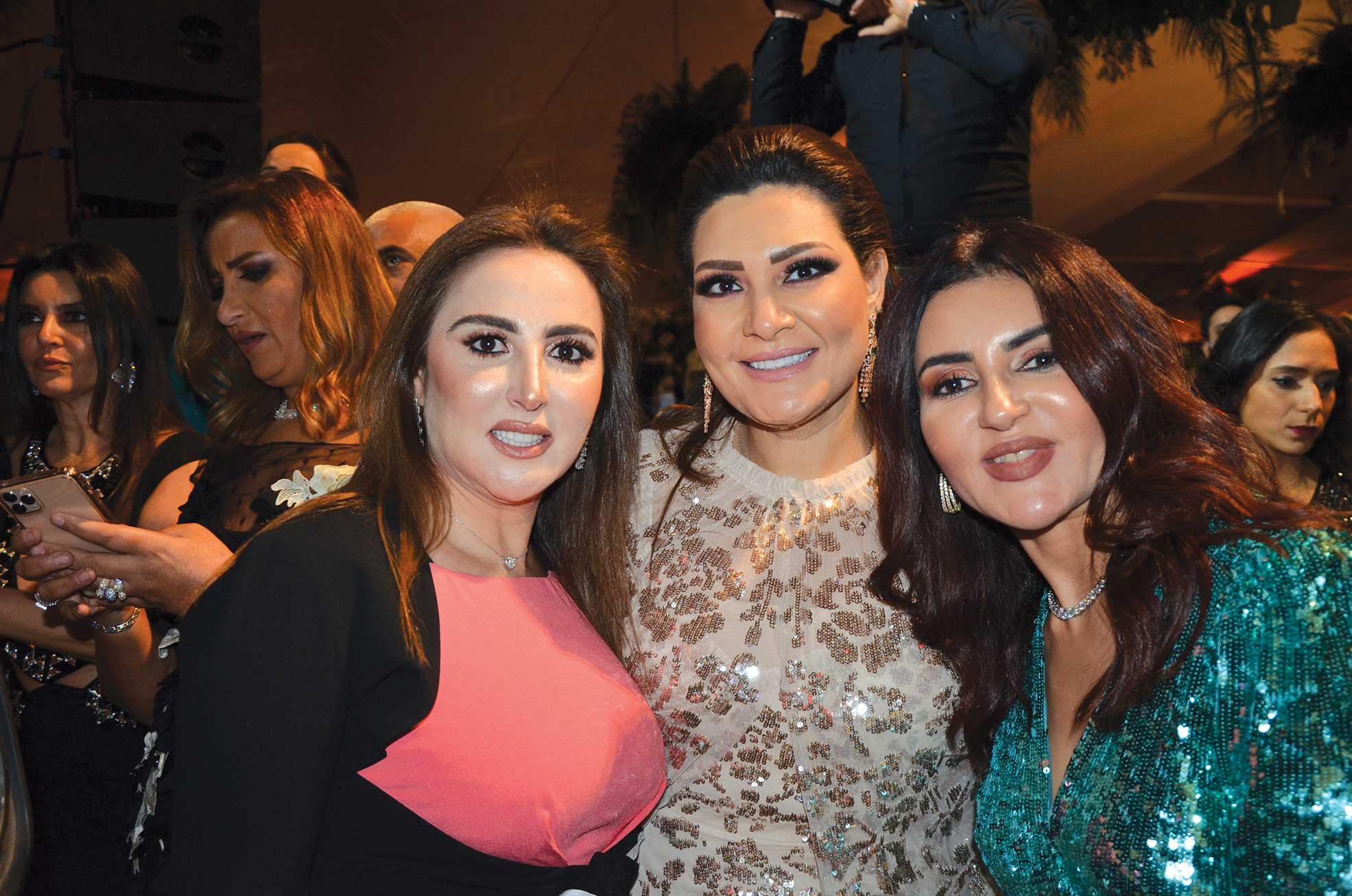 Ms. Hala Khaled, Ms. Dina Talaat & Ms. Manar Abo ElMakarem