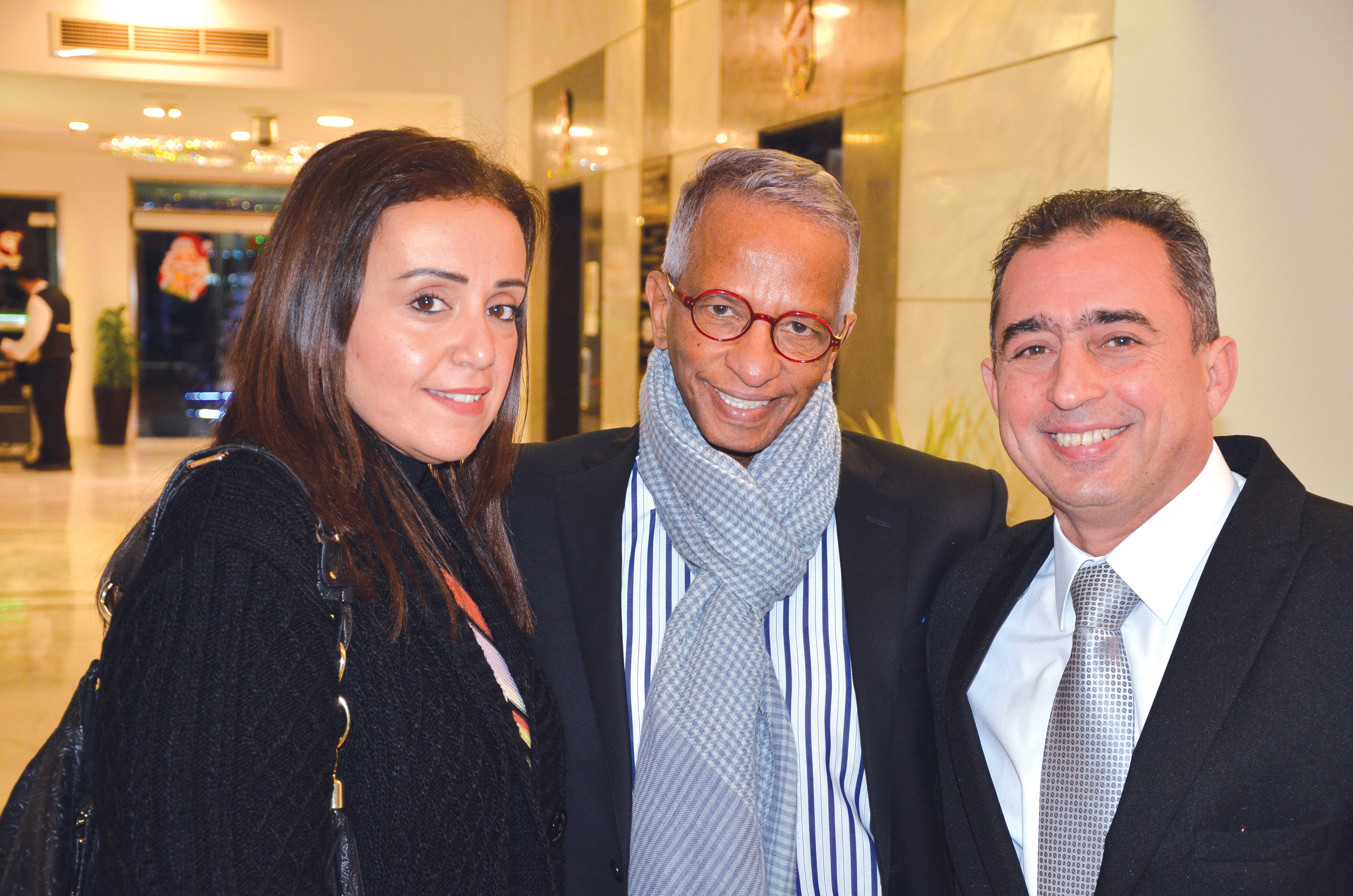 Ms. Nour Alsagheer, Mr. Mohamed Alsagheer & Mr. Mostafa Elkerdany