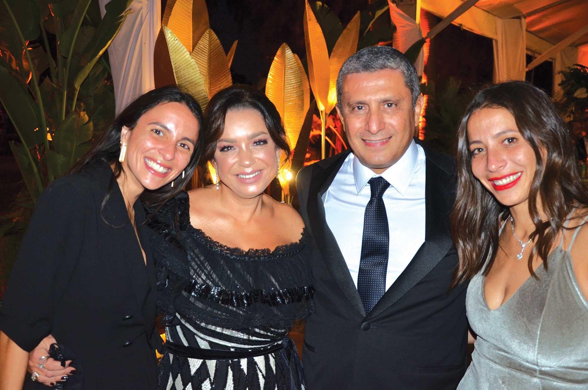 Ms. Nousha Abdallah, Ms. Rasha ElAgroudy, Mr. Medhat Abdallah & Ms. Mariam Abdallah