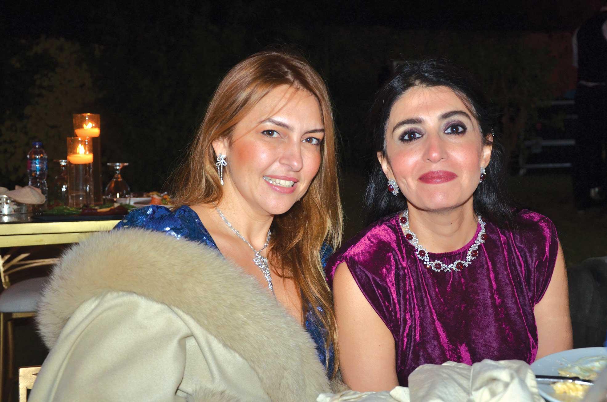 Ms. Rania George & Ms. Alia El Ayouti