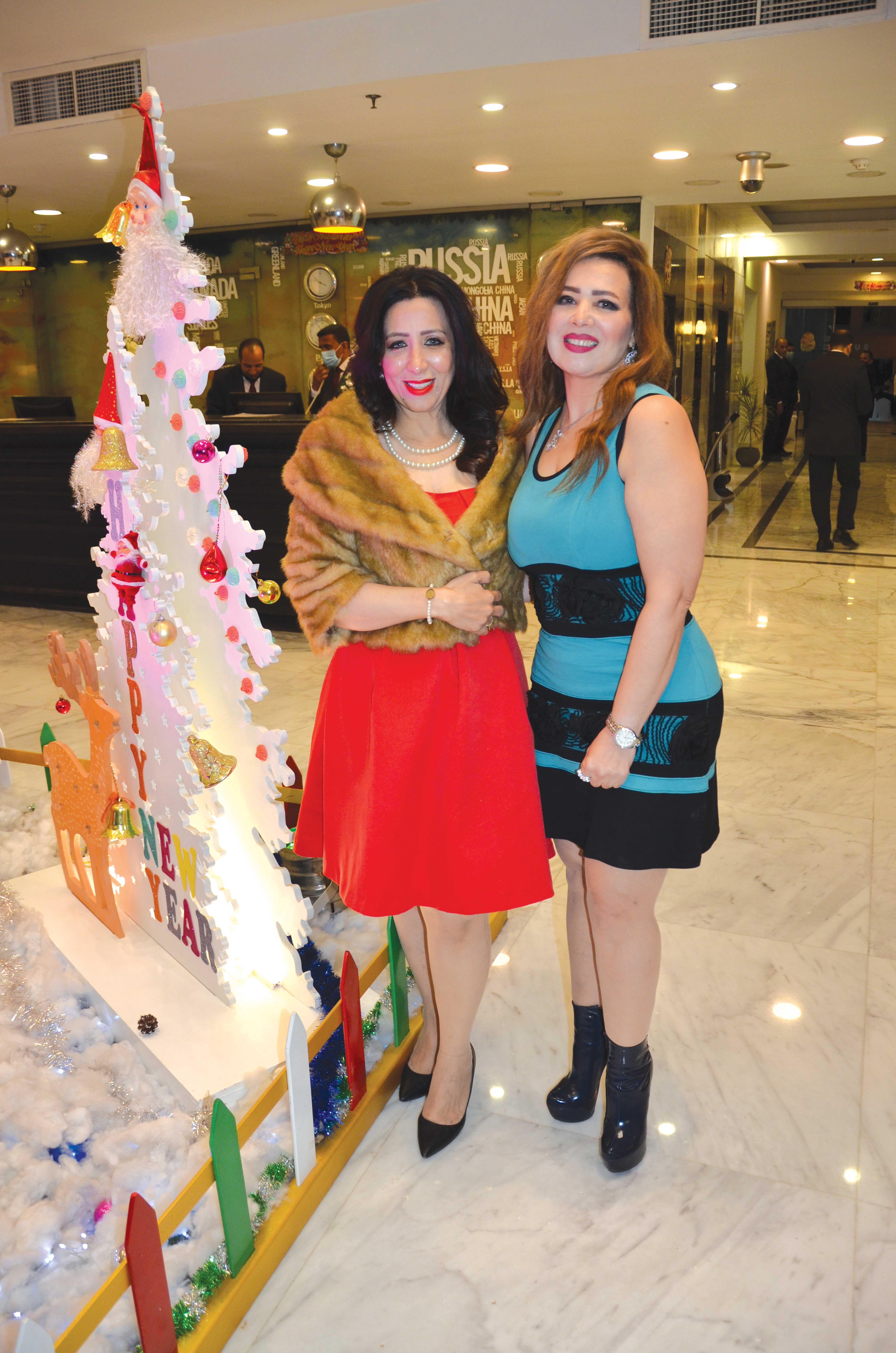Ms. Rokaya Alhusseiny & Dr. Imane Fikry