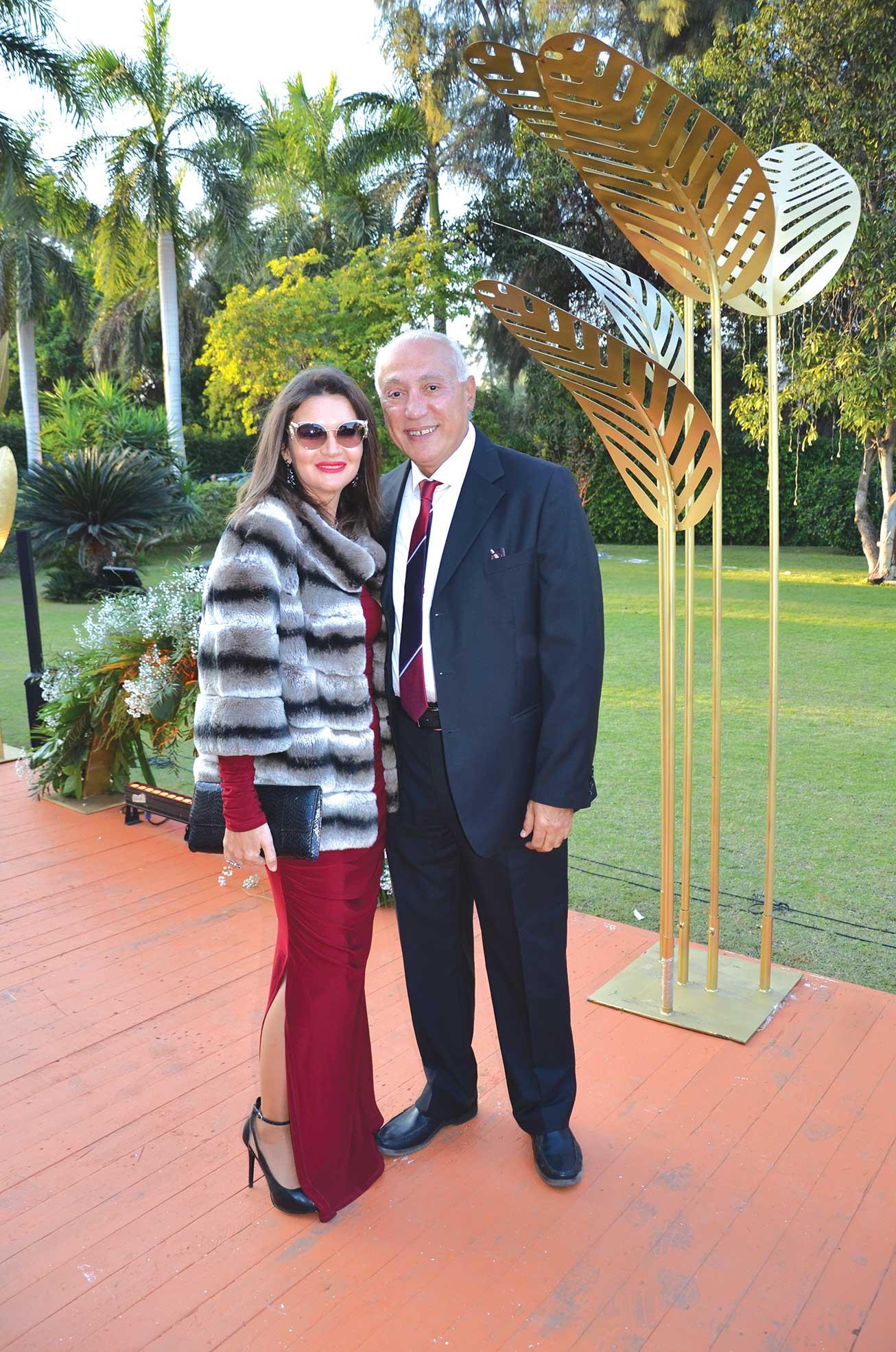 Ms.Injy Zaitoun & Mr. Marwan Zaitoun
