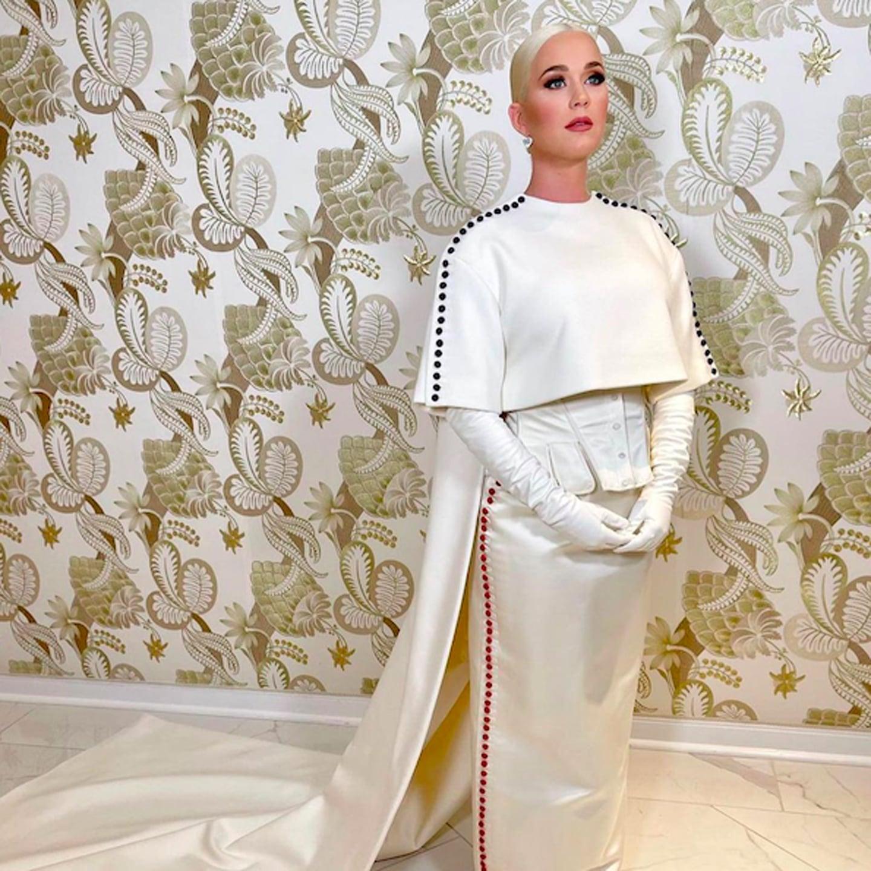 Katy Perry inaugration