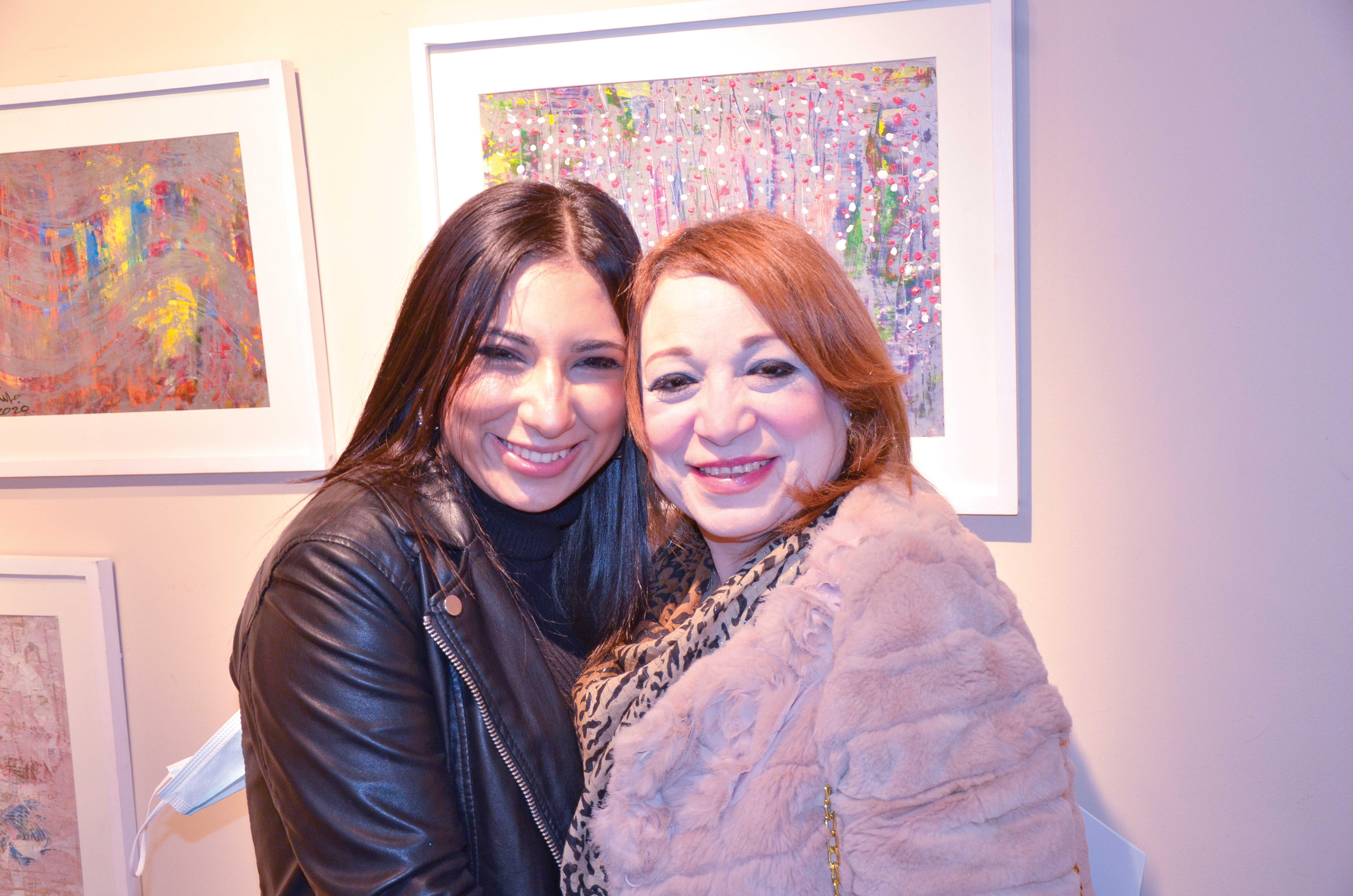 Ms.Iman Fahmy & Ms. Ingy Fahmy