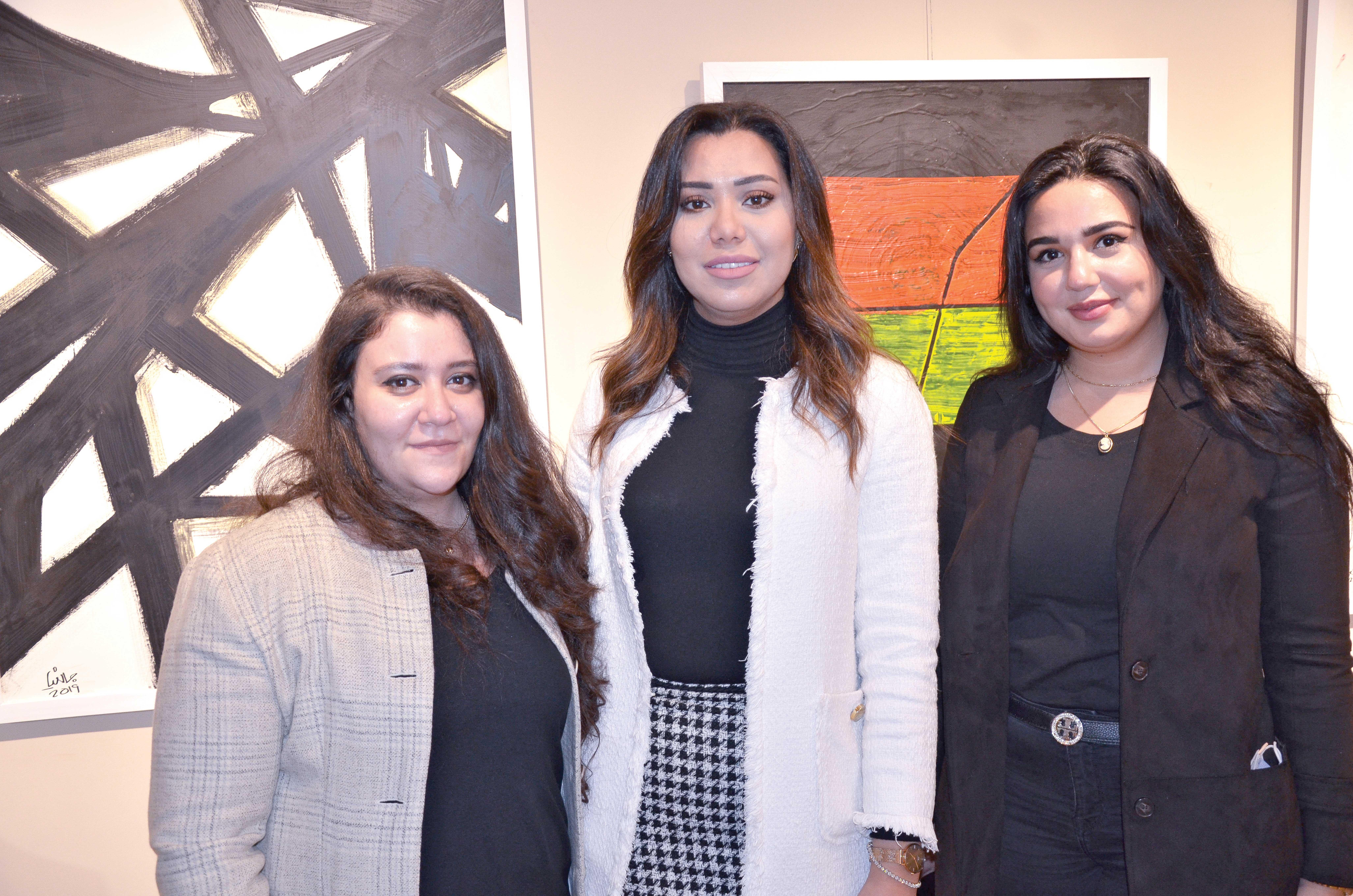 Ms. Israa Elsayed, Ms. Nagwa Ibrahim & Ms. Nermeen Mgady