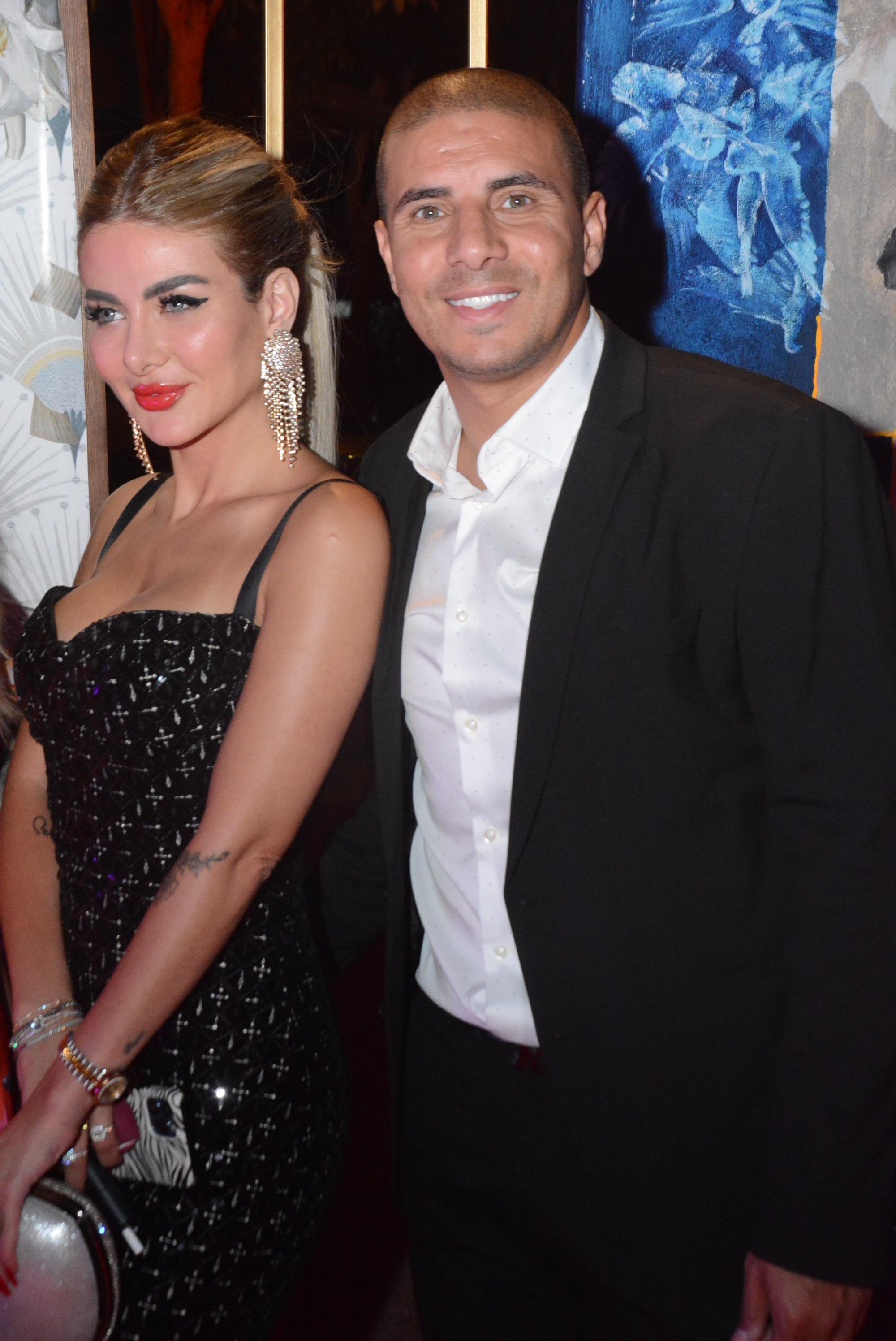 Mr. & Mrs. Mohamed Zidane
