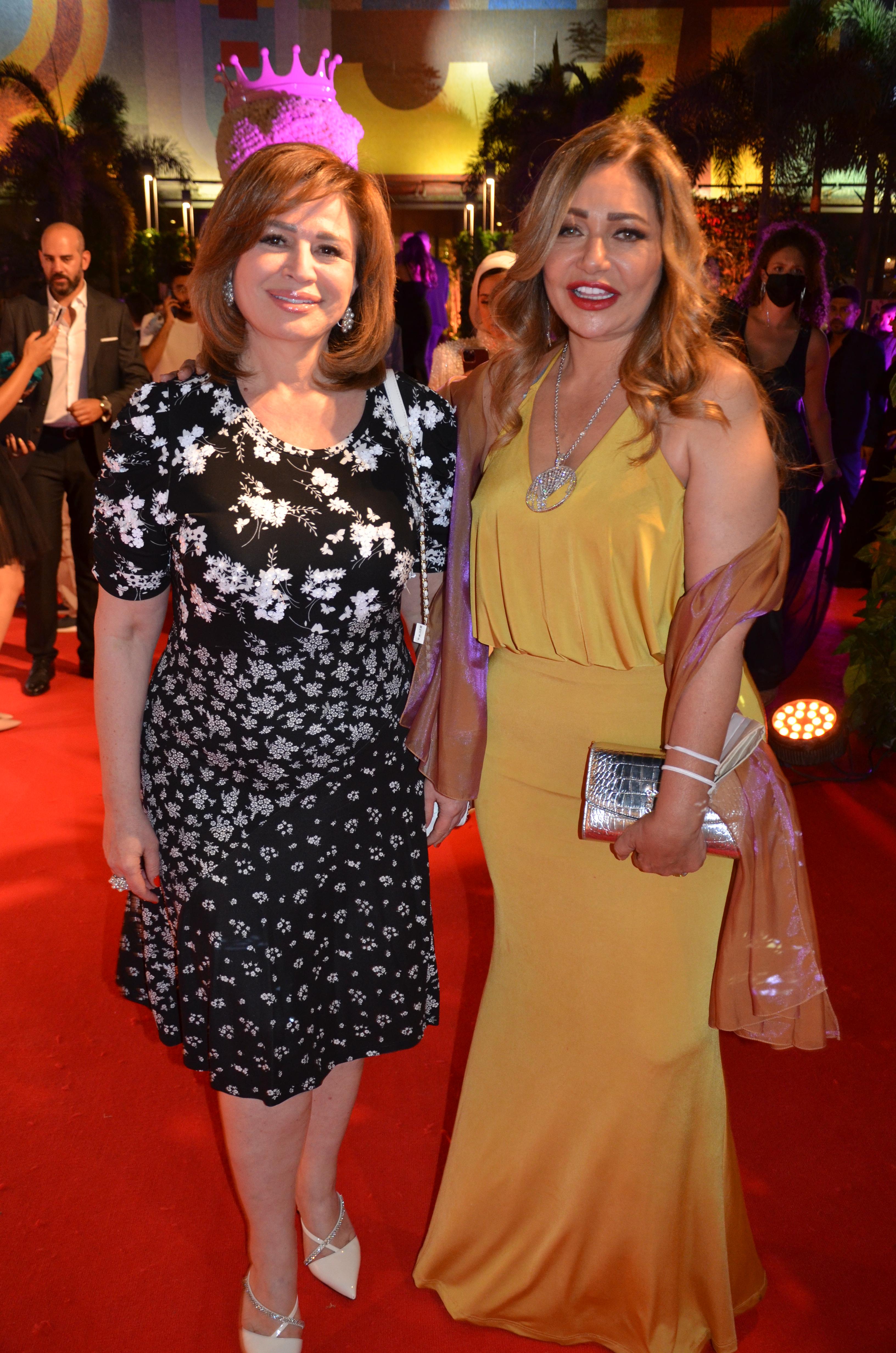 Elham Shahine & Laila Eloui