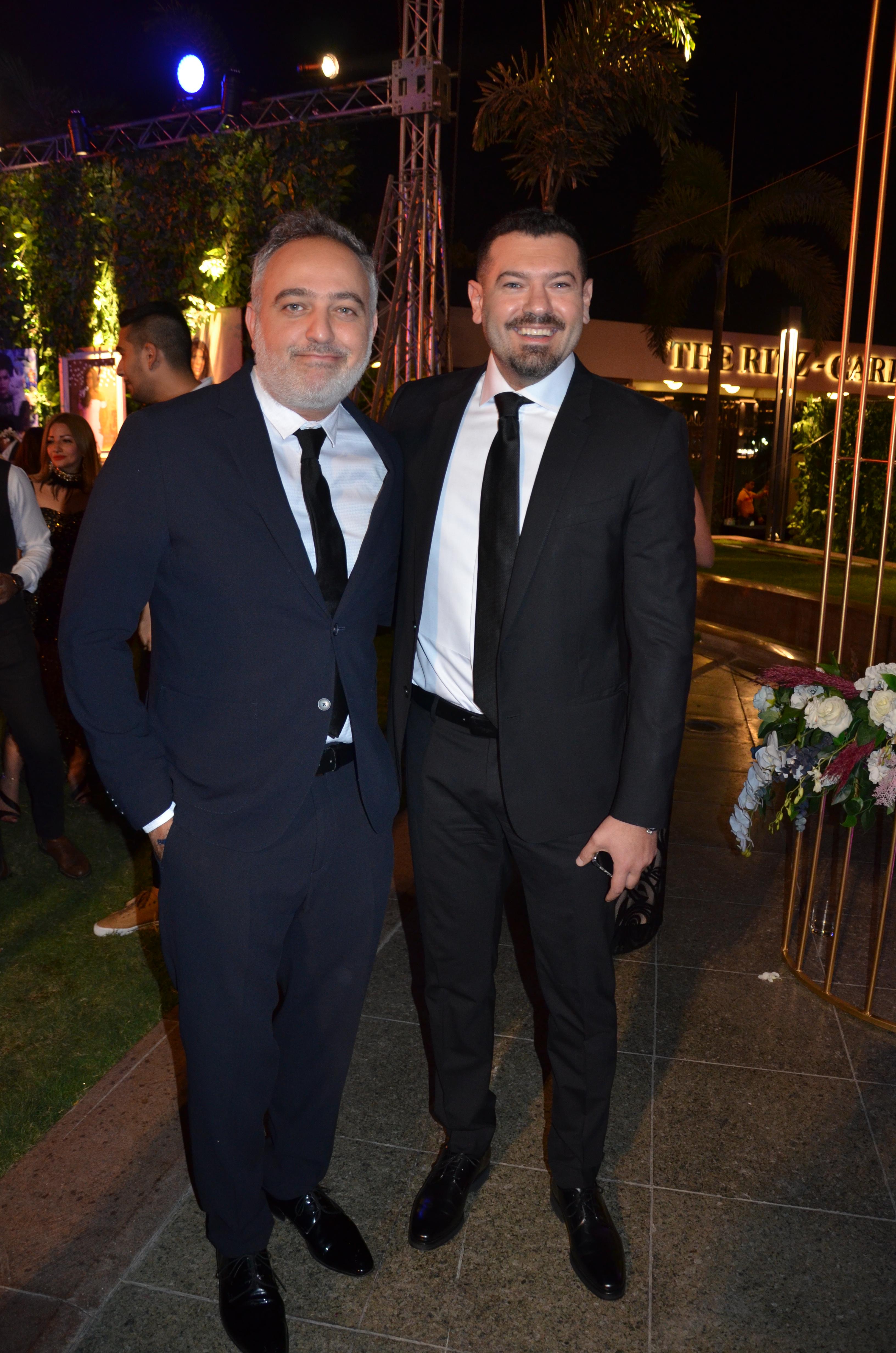 Mohamed Hefzy & Amr Youssef