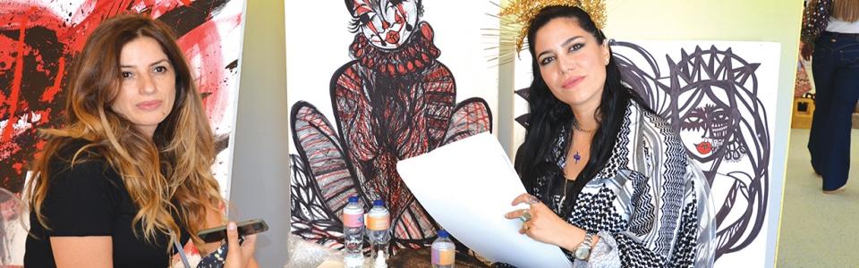 Ms. Nadia Ezz & Ms. Menna Hafez