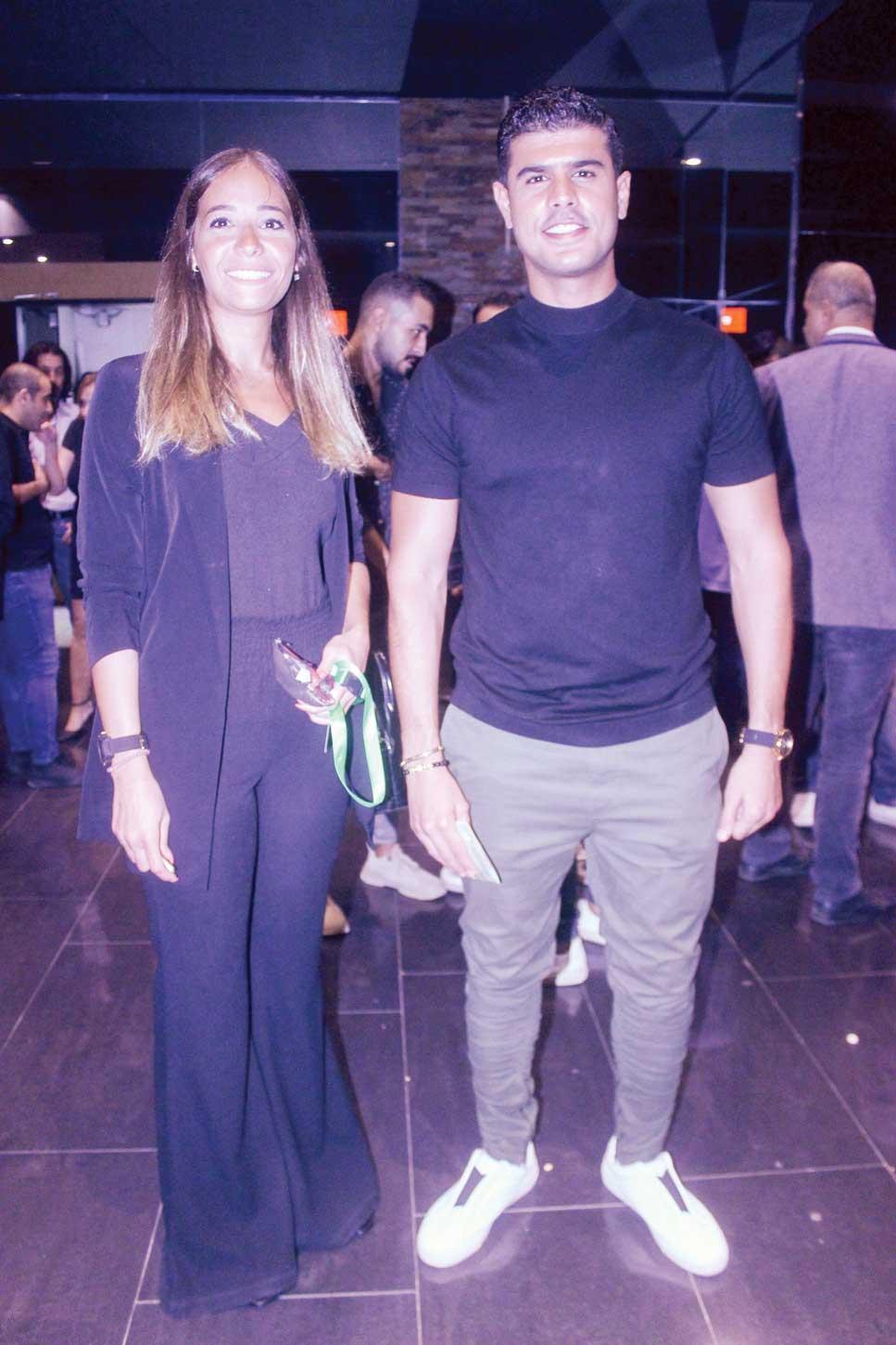 Ms. Dina Ashraf & Alaa Arafa